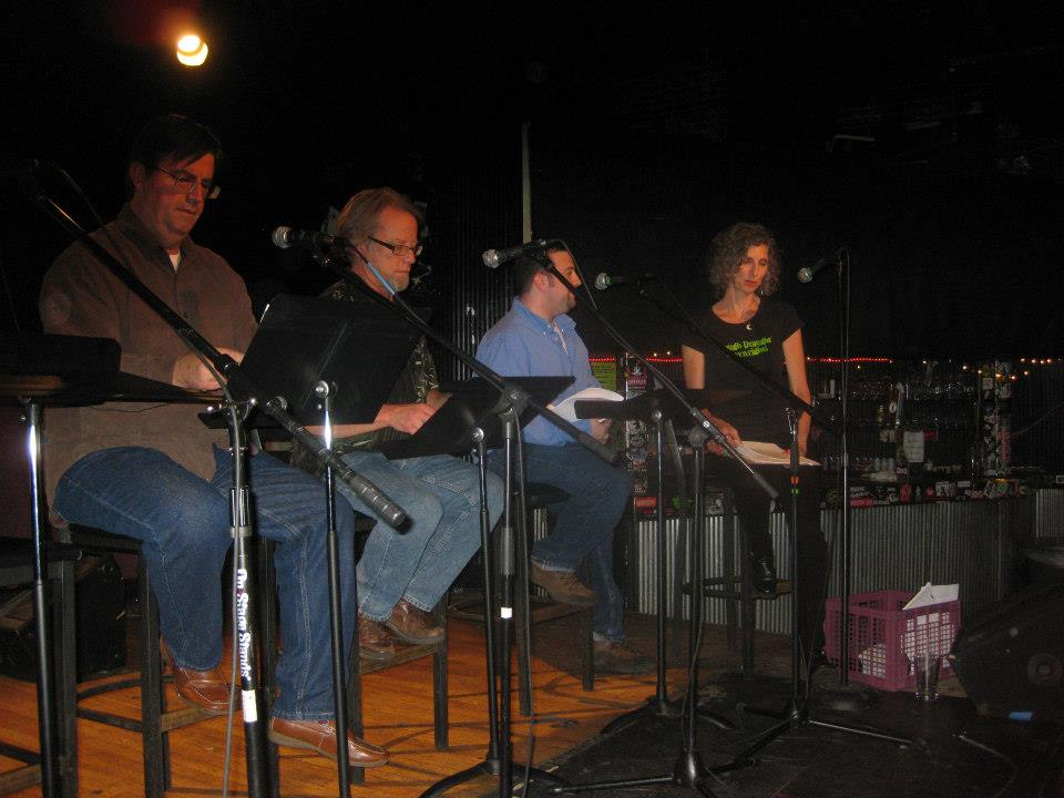 Rough Draught Playwrights' 2nd Open Mic Theatrical Playground